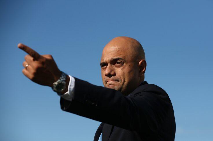 Sajid Javid: Agent OfChange?