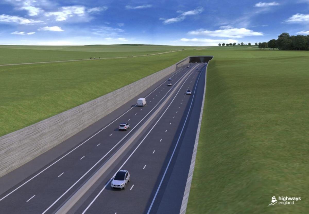 Stonehenge Road Tunnel ConsentQuashed